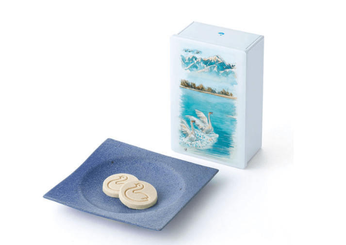 白鳥の湖 ソフトクッキー ポルポローネ
